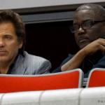 Why Wasn't Joe Dumars Fired? : #Pistons