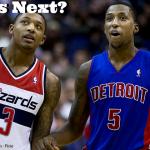 What Will Joe D Do? : #Pistons