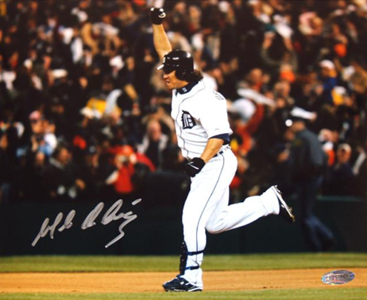 magglio ordonez walk off home run 2006 alcs detroit tigers oakland athletics
