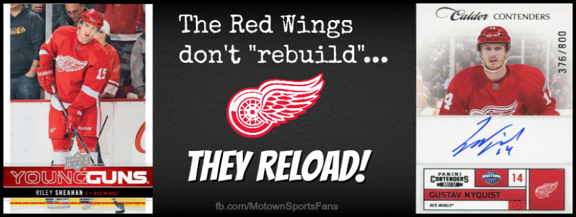 detroit red wings reload