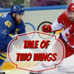Wings' Season Hangs in the Balance…5,526 Miles Away : Zetterberg Injury