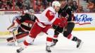 Johan Franzen Red Wings Trade Rumors