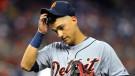 Jose Iglesias' injury replacment stephen drew jimmy rollins did gregorius detroit tiger trade rumor 2014