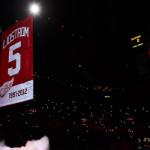 Number 5 is in the Rafters : Nicklas Lidstrom : #RedWings