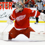 "Jonas Gustavsson to Start Game 5 for the Red Wings, Howard ""flu""? : #RedWings"