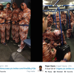 Detroit Tigers Stranded in Full Zubaz Glory : Detroit Tigers Zubaz :#Tigers
