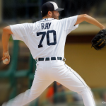 Robbie Ray Shines in Detroit Tigers Debut : #Tigers